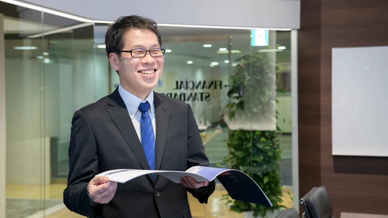 中島 弘敦 Hiroatsu Nakashima
